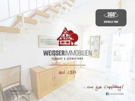 Helle und großzügige 2,5-Zimmer-Maisonettewohnung mit Balkon und TG-Stellplatz