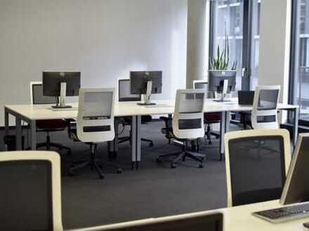Neuwertige Bürofläche mit Dachterrasse optional als Co-Working Space mit FullService nutzbar