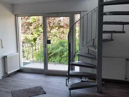 Neuwertige 2,5-Zimmer-Wohnung mit Balkon in Hünxe