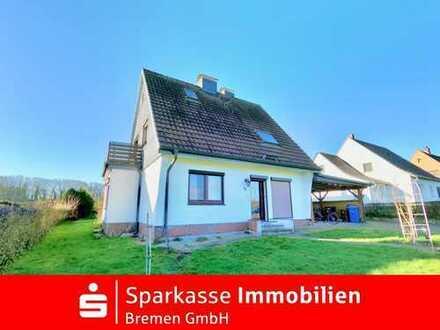 Großes 2-Familienhaus im idyllischen Hambergen! Vergrößerung möglich!