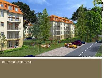 Erstbezug! 2-Zimmer-Wohnung mit Balkon