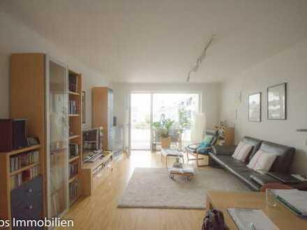 Komfortable Dreizimmerwohnung mit großem Sonnenbalkon (förderungsfähig)