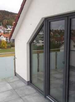 Fulda-Petersberg Maisonette, hochwertiger Neubau Erstbezug, Toplage