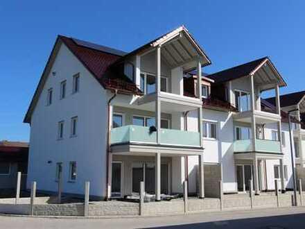 gehobene 3-Zimmer-DG-Wohnung mit Klimaanlage, mit Balkon, in Ettringen