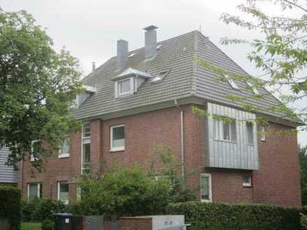 2,5 Zimmer-Maisonette-Wohnung im Dachgeschoss eines Mehrfamilienhauses