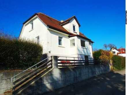 Praktisches Einfamilienhaus in herrlicher Wohnlage mit Blick über Munderkingen