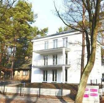 Charmante Erdgeschosswohnung (Neubau) mit Gartenanteil in Glienicke (provisionsfrei)