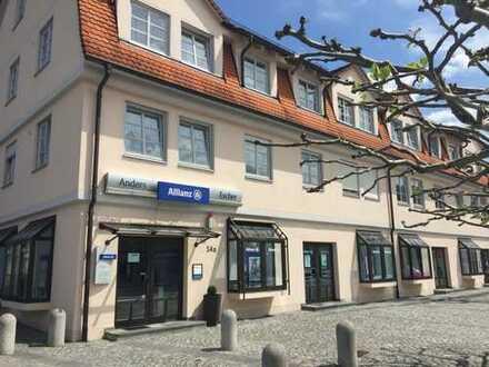 Freundliche, gepflegte 2-Zimmer-Wohnung zur Miete in Altenstadt