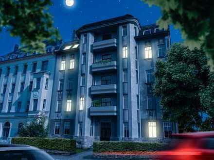 Erstbezug n. Sanierung / Fußbodenheizung / 2 Balkone / Lift /MIETINVEST/Eigenkapital notw.