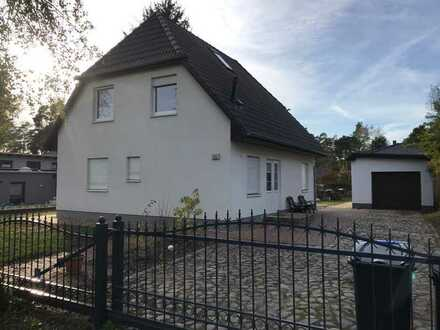 Schönes Einfamilienhaus mit großen Garten in Woltersdorf bei Berlin