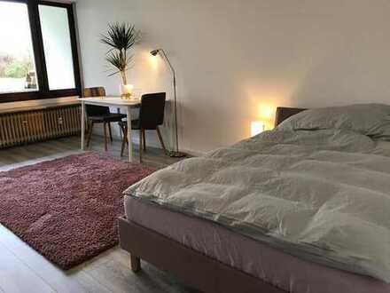 Vollmöblierte & renovierte 1-Zimmer Wohnung in Darmstadt, Darmstadt-West