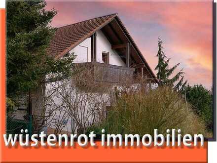 Charmantes Landhaus mit ELW in Top Lage mit tollem Fernblick!