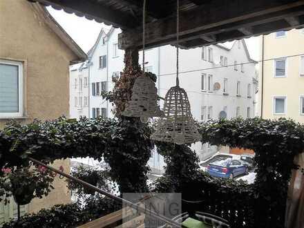 Gerne an WG! Charmante 3-4 Zi-Altbau-Whg mit Terrasse in Reutlingen! Objekt-Nr. 2546