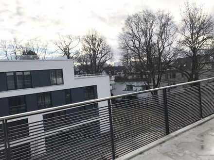 Neubau/Erstbezug - helle Wohnung mit schönem Ausblick