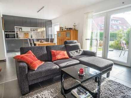 !! NEUWERTIG !! Erdgeschoss-Wohnung mit Garten und Garage in Raesfeld