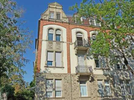 6225 - Neu sanierte 4-Zimmerwohnung mit zwei Balkonen in der Oststadt!