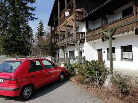 Vollständig renovierte 3-Zimmer-Wohnung mit Balkon in Spiegelau-OT KLINGENBRUNN