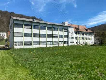 Wohnpark in bester Lage ehem. Textilfabrik