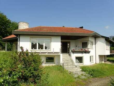 Villa mit Einliegerwohnung - Bamberg beste Berggebietslage, herrlicher Panoramablick