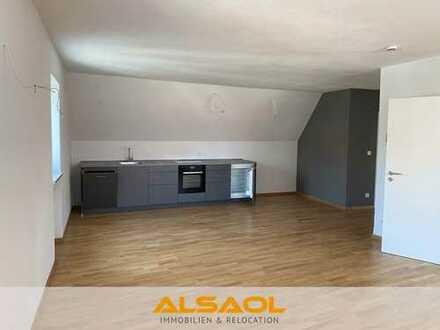 ALSAOL Immobilien: Besonders Wohnen in Moosburg an der Isar - saniertes Loft mit Altbau-Flair!