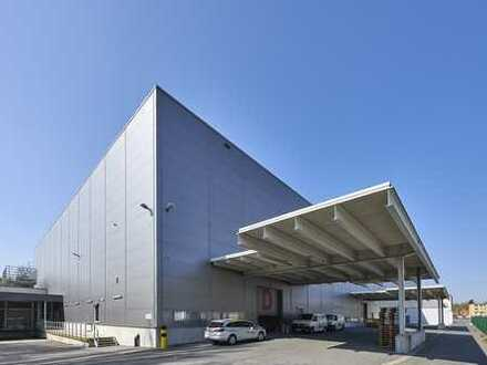 Goerzhub 309 - Moderne Lagerhalle mit guter Verkehrsanbindung im Süden Berlins
