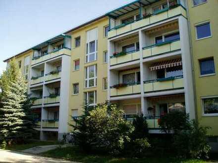 3-Raumwohnung mit Balkon in ruhiger Lage