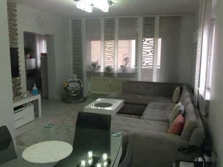 Stilvolle, gepflegte 3-Zimmer-Wohnung mit Balkon und Einbauküche in Offenbach