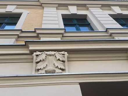 schöne helle 4-Raum-Wohnung direkt vom Eigentümer, gut geschnitten mit Balkon, Tageslichtbad