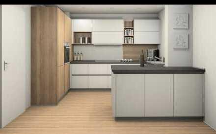 Komplett sanierte Maisonette Wohnung mit 3 Zimmern, EBK, 2 Badezimmer