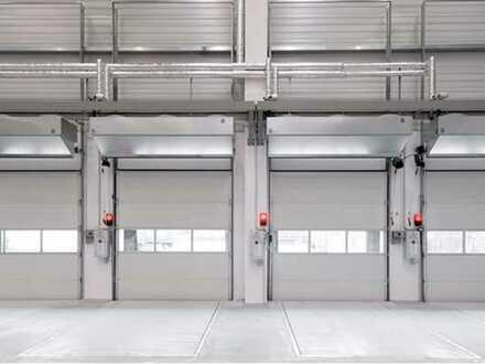 """BAUMÜLLER & CO."" - Neubau ca. 2.000 m² ebenerdige Andieung"