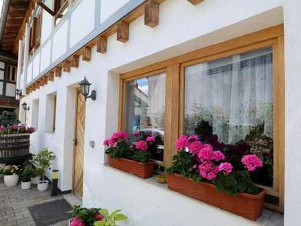 Hübsches, voll eingerichtetes 1-Zimmer-Apartment im Herzen von Engelstadt