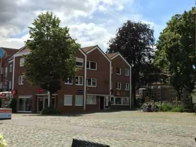 Bramsche im Stadtkern gut geschnittene helle 3 Zimmerwohnung mit EBK