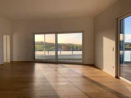 3-Zimmer Penthouse-Wohnung mit unverbaubarem Ausblick