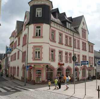 2 Zimmer-Wohnung mitten in der Fußgängerzone (WG-geeignet)
