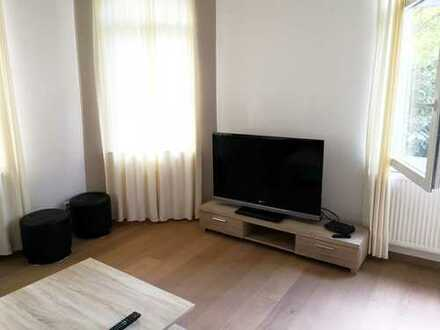 Möblierte 2-Zimmer-Wohnung in Stuttgart-Süd