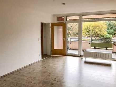 Gepflegte 2-Zimmer-Wohnung mit Balkon und TG-Stellplatz in Duisburg-Süd!