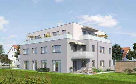 3 Zi Wohnung mit Balkon