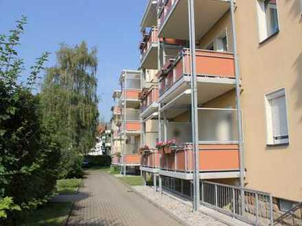 NEU-sanierte 3-Zi-Wohnung mit SÜD-Balkon im 1. OG!!!