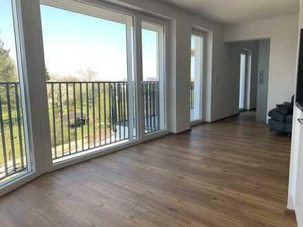 Lichtdurchflutete 3-Zimmer-Wohnung in Friesenheim! +Neubau-Erstbezug+