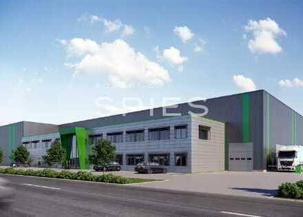Hochwertige Neubaueinheiten für: Lager, Logistik, Produktion & Handwerk