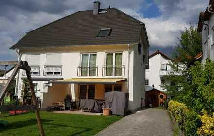 DHH mit 5 Zimmern, 100 qm Garten, 2 Terrassen und KWL