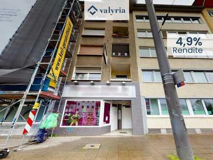 Bonn-Zentrum: Renditestarkes MFH in Toplage