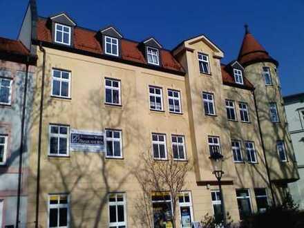 Helle 3-Raum-Wohnung mit Turmzimmer Zittau Innenstadt