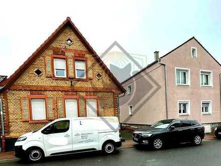 *Teilrenoviertes Mehrfamilienhaus und Einfamilienhaus - vermietet!*