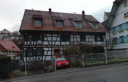 Denkmalgeschütztes 3-Familienhaus in Gernsbach-Reichental