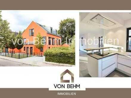 von Behm Immobilien - exclusive DHH in Unterschleißheim