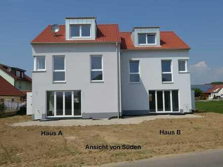 Großzügige Doppelhaushälfte mit gehobener Ausstattung Erstbezug 2018