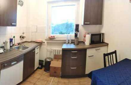 Attraktive 2-Zimmer-Wohnung mit Balkon und Einbauküche in Leverkusen