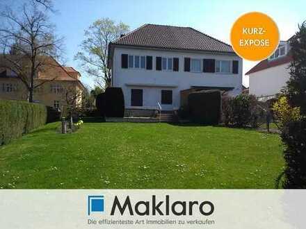 +++BIETERVERFAHREN: Altbaucharme in Bestlage Dahlem+++ Doppelhaushälfte mit 544 m²