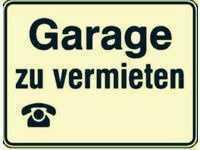 Garage zu vermieten!